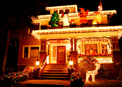 Christmas Light Installation Service DFW